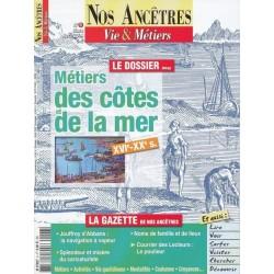 06 Métiers des côtes et de la mer XVIe - XXe s.