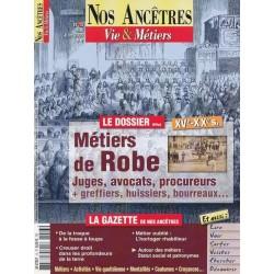 13 Métiers de Robe XVe-XXe s.