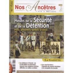 Métiers de la sécurité et de la détention