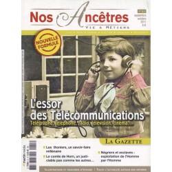 l'essor des télécommunications