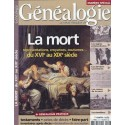 La mort du XVIe-XIXe siècle