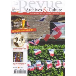 La revue d'Archives & Culture n°02