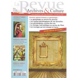 La revue d'Archives & Culture n°04