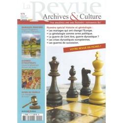 La revue d'Archives & Culture n°09
