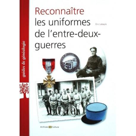 Reconnaître les uniformes de l'entre-deux-guerres