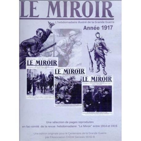 Le Miroir, Année 1917