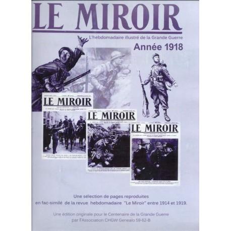 Le Miroir, Année 1918