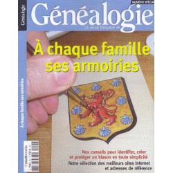A chaque famille ses armoiries