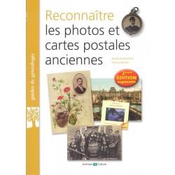 Reconnaître les photos et les cartes postales anciennes