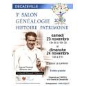 IIIème Salon de Généalogie Histoire et Patrimoine