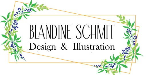 Logo Blandine Schmit